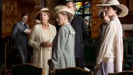 The Downton crew await the marriage of Lady Rose and MOT Atticus Aldridge. Nick Briggs/Carnival Films for MASTERPIECE