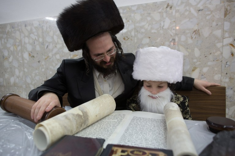 Nation plays dress-up to celebrate Purim holiday | The Times of Israel