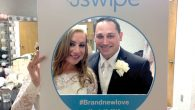 Samantha Rudnick, 26, and Michael Brand, 39, first JSwipe couple to wed. Courtesy of Samantha Rudnick