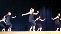 Tap is one of the more recent additions to the Israel Folk Dance Festival.  Courtesy of Israeli Dance Institute