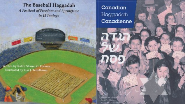 Haggadahs for baseball lovers, and for Canadians, are among the new offerings for this year's seders.