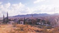 View over Cuidad Juarez from El Paso, above. Hilary Larson/JW