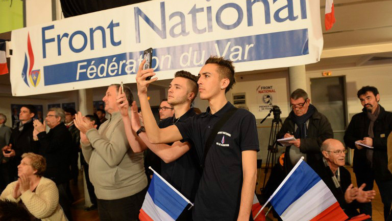 france right wing edges out national front in initial results the times of israel. Black Bedroom Furniture Sets. Home Design Ideas