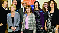 Resource L-R Nigel Risner, Kim Maidment, Dianna Errington,, Melanie Pearl, Hayley Lamb,Victoria Sterman Gerry Temple, David Arnold