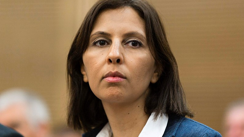 Likud parliament member Gila Gamliel. (Photo credit: Flash 90)