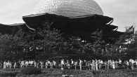 IBM pavilion at the 1964 New York World's Fair. Courtesy Museum of the City of New York