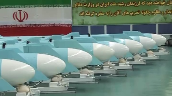 Iran Starts Production Of Long Range Cruise Missile The