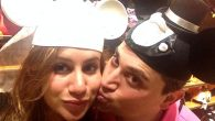 Samantha Rudnick and Michael Brand got engaged at Disney World. Courtesy of Samantha Rudnick