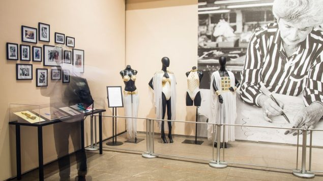 JCC in Manhattan show features the work of iconic Israeli swimsuit designer Lea Gottlieb of Gottex. Koon