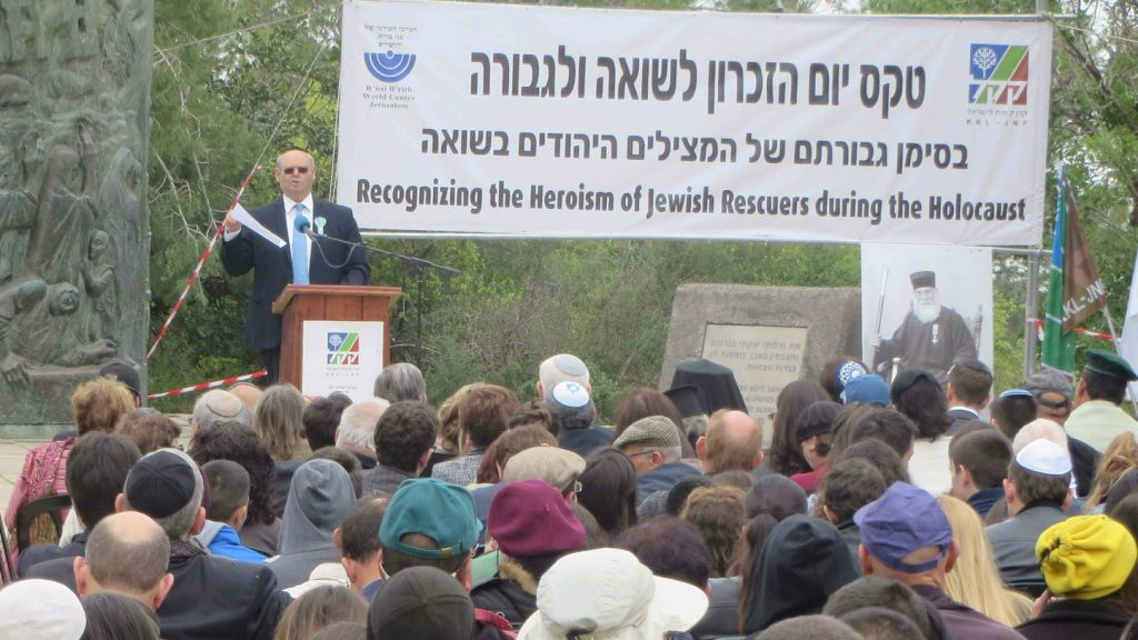 Honor Killing Jew: Is It Time To Honor Jews Who Rescued Jews In The Holocaust