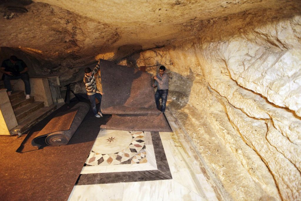 New carpets at Dome of Rock spark religious row, rekindle ...