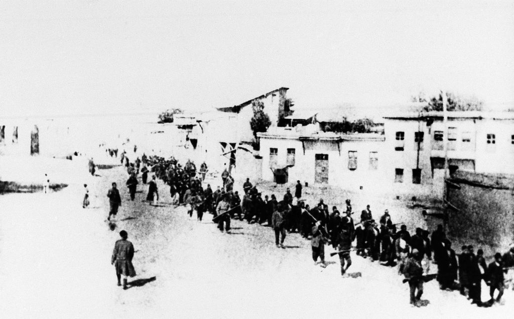 Donald Trump recognizes slaughter of Armenians, avoids terming it 'genocide'