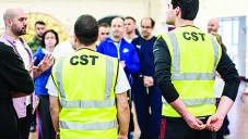 Images of CST Training