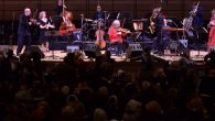 Itzhak Perlman and friends at Carnegie Hall. Kate Hess