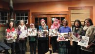 The Sisterhood of Salaam Shalom brings together Muslim and Jewish women. Courtesy of Sisterhood of Salaam Shalom