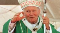 Pope John Paul II. Wikimedia Commons via Flickr