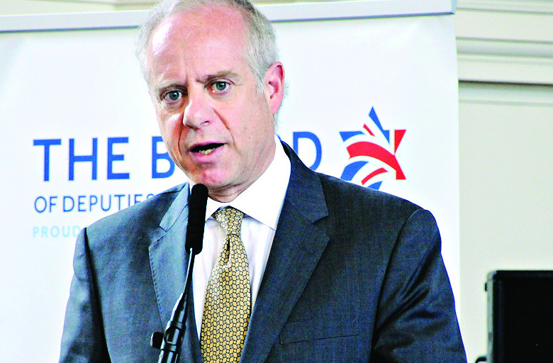 Jonathan Arkush, President of the Board of Deputies