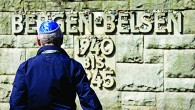 70th anniversary liberation of Bergen-Belsen concentration camp