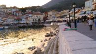 The Parga coast at dusk offers an inviting look of Greek scenery.  Hilary Danailova/JW