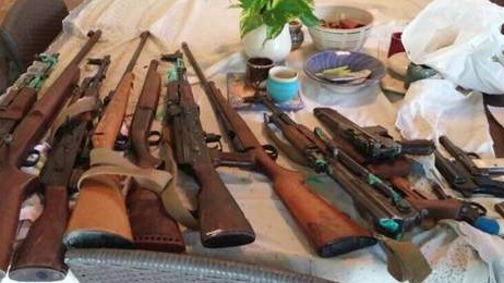 Arsenal Found In Elderly Woman S Attic The Times Of Israel