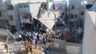 A home in Gaza destroyed by Israel during last summer's war.