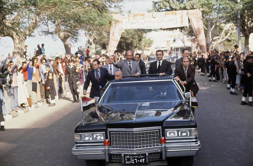 Sadats Limo Goes On Sale For 108000 The Times Of Israel