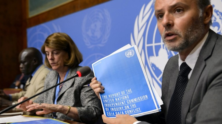 Defense experts back idf 39 s 2014 gaza campaign claim critics are invoking wrong set of laws - Office of the commissioner for human rights ...
