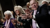 GOP mega-donor Sheldon Adelson.  Getty Images