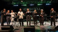 "The ""Yiddish Soul"" concert at Central Park's Summer Stage featured cantorial and chasidic music. Courtesy of Kulturfest"