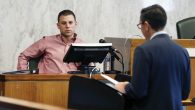 Benjamin Unger testifying in the JONAH trial in Jersey City. Courtesy of The Star-Ledger
