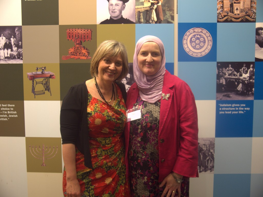 Laura Marks and Julie Siddiqi