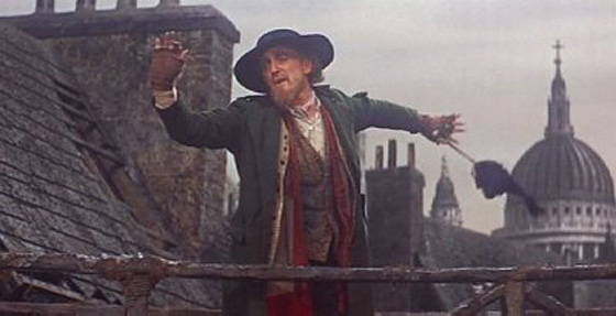 ron moody fagin
