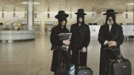"""Ben Gurion Airport,"" 2010. Copyright Frederic Brenner. Courtesy of Howard Greenberg Gallery"
