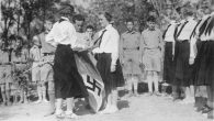 A Hitler Youth activity in the 1930s. JTA