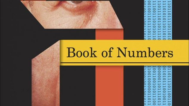 "The cover of Joshua Cohen's startling new 580-page novel, ""Book of Numbers""."