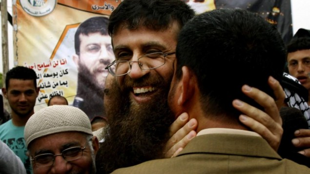 Khader Adnan (Photo: sa page Facebook)