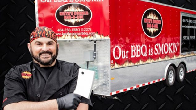 Kosher on Cue - B'nai Torah member rolls out barbecue trailer 2