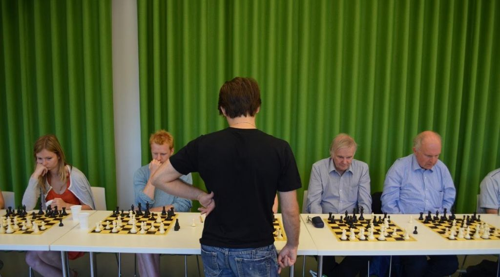 Regular chess will also be featured at the Mind Sports Olympiad in London this summer. (courtesy JW3)