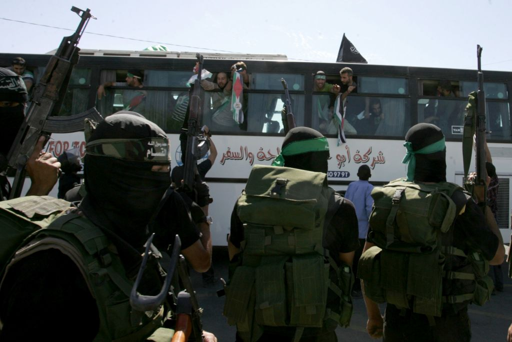 Palestinians freed in Shalit deal killed 6 Israelis since 2014