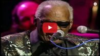 Ray Charles Singing America the Beautiful