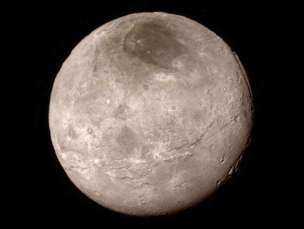charon - Our Sentimental Journey with Pluto - Science and Research