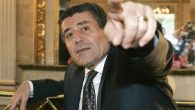 The Israeli Hollywood mogul Haim Saban at a news conference in Munich, Germany,  Aug. 5, 2005.