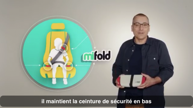 Capture d'écran YouTube Mifold in a minute