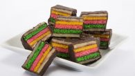 Some found associating kosher rainbow cookies with same-sex marriage offensive. Courtesy of Jane Moritz