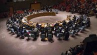 The United Nations Security Council meeting in New York, Dec. 22, 2014. JTA