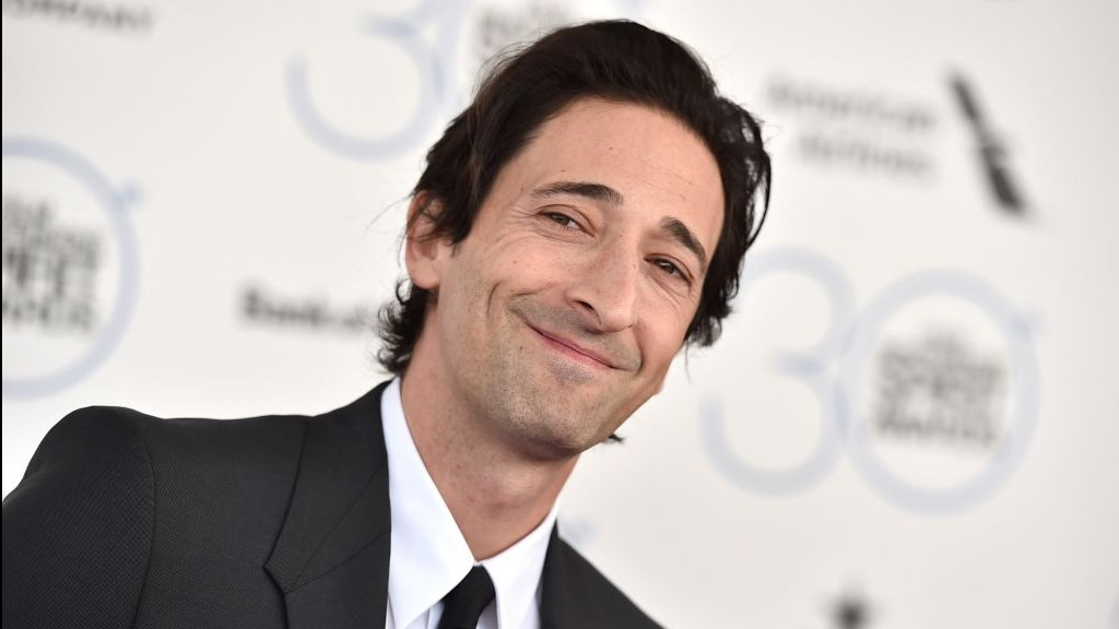 The magical world of A... Adrien Brody