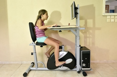 Earn Screentime Through Exercise