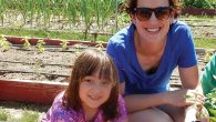 Rachel Katz and her daughter at a JWOW event. Courtesy of JWOW