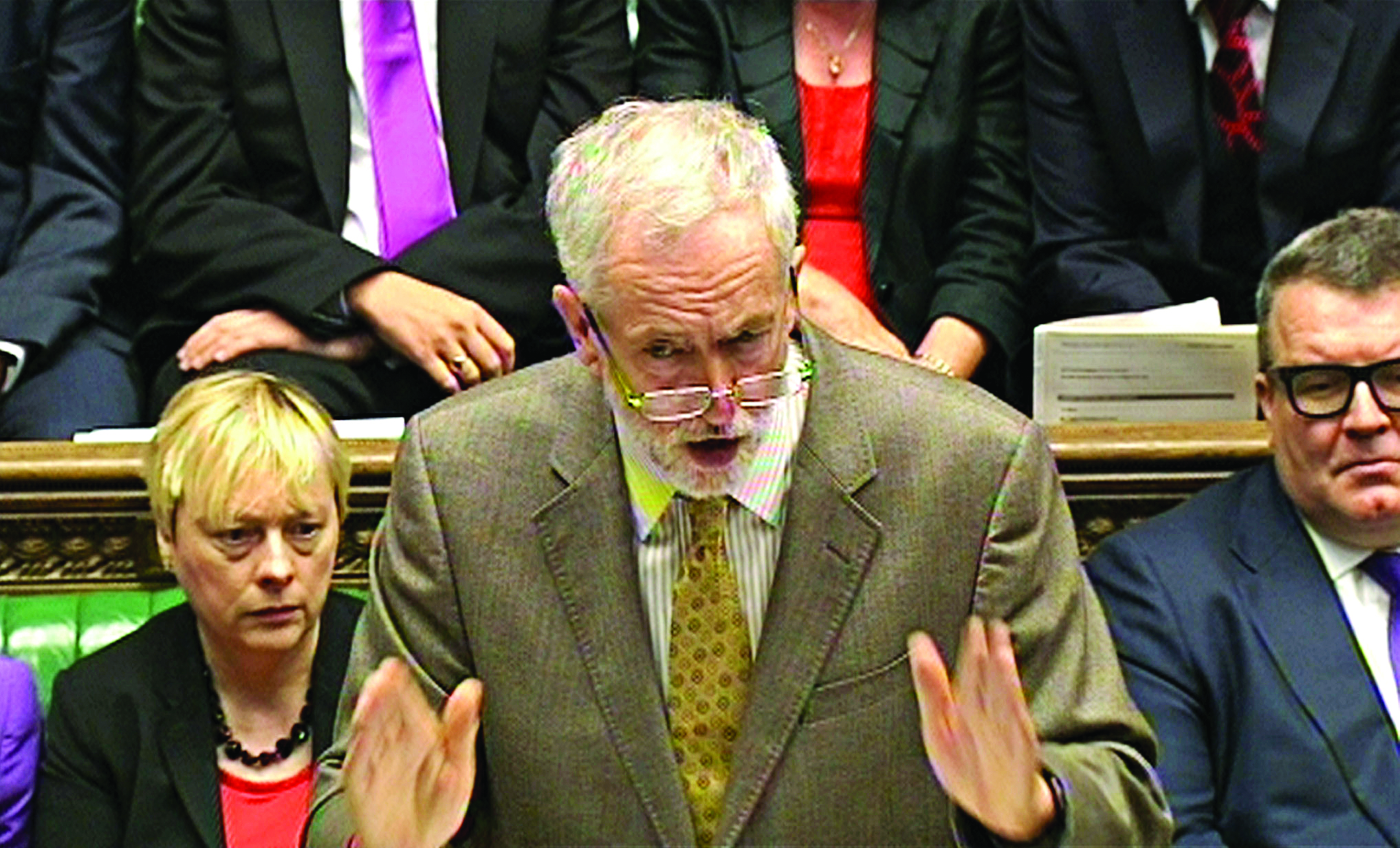 Revealed Newly Released Letters Expose Corbyn S Call For Israel