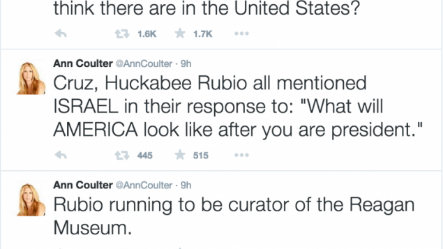 Jews Ann Coulter
